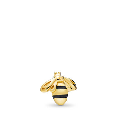 Queen Bee Petite Locket Charm