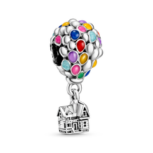 Disney Pixar's Up House & Balloons Charm