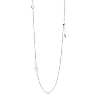Luminous Dainty Droplets Necklace
