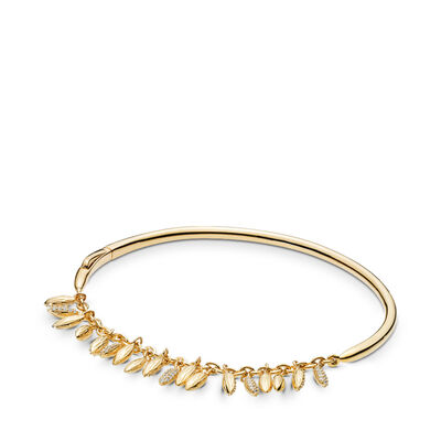 Limited Edition Floating Grains Bangle