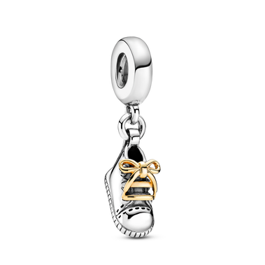 Baby Shoe Dangle Charm