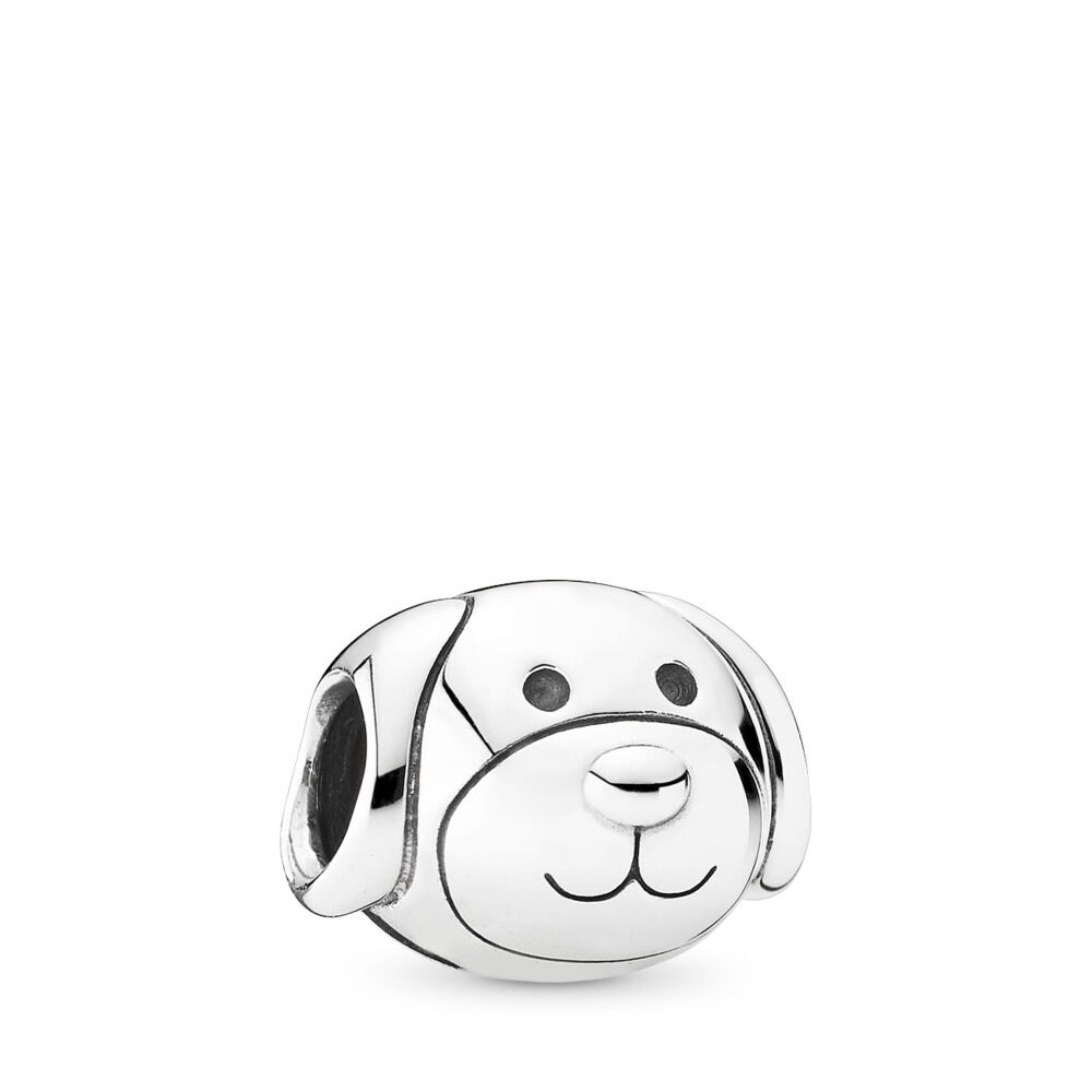 Friendly dog charm pandora uk pandora estore friendly dog charm aloadofball Gallery