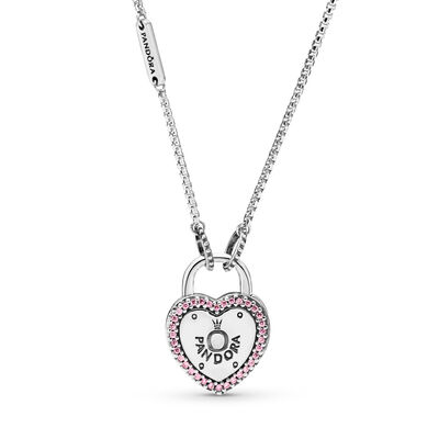 8ec03774bb2b Lock Your Promise Necklace