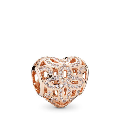 Love and Appreciation Openwork Charm