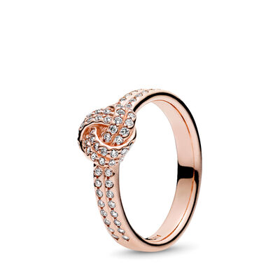 0f1b9bfab PANDORA Rose Rings | Shop Blush Pink Jewellery | PANDORA UK