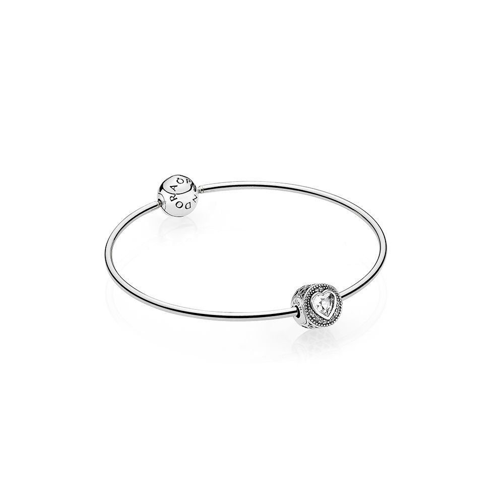 mall charm a pandora anklet iconic america select gift set bracelet of