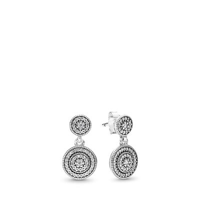 Radiant Elegance Drop Earrings