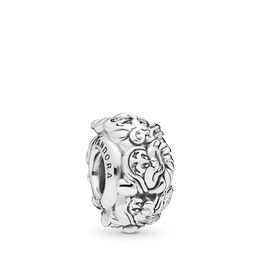 Disney, Seven Dwarfs All Around Spacer, Sterling silver - PANDORA - #797491