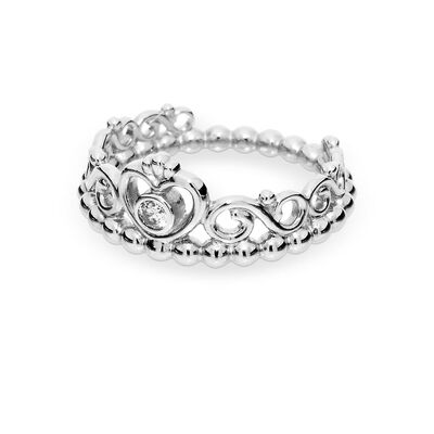 7a232bfe7 Princess Tiara Ring – Shop PANDORA GB