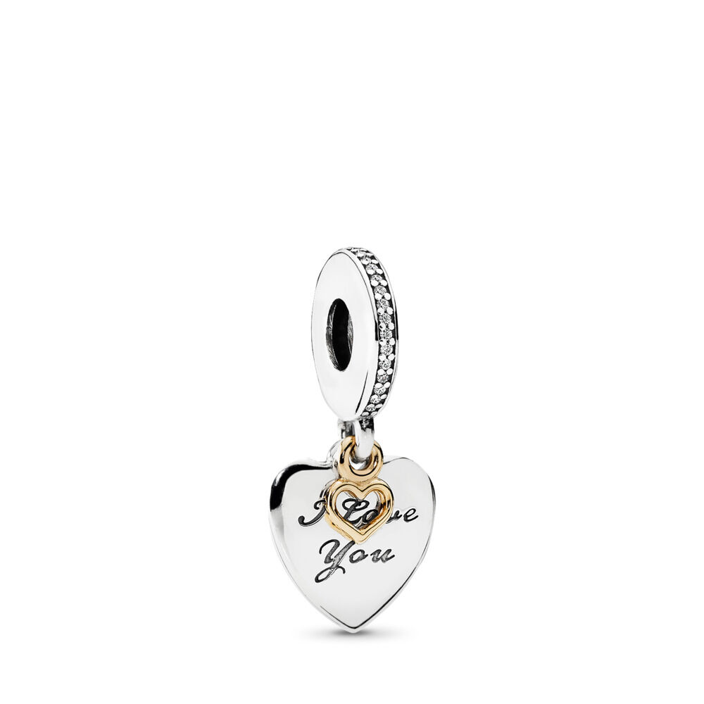 I love you forever pendant charm pandora uk pandora estore i love you forever pendant charm aloadofball