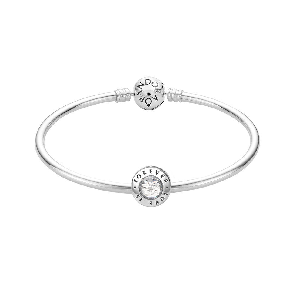 Love is forever bangle shop pandora gb love is forever bangle pandora ukbraceletretail2 aloadofball Gallery