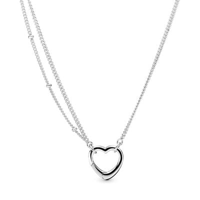 c0190ed4e75c Entwined Hearts Necklace