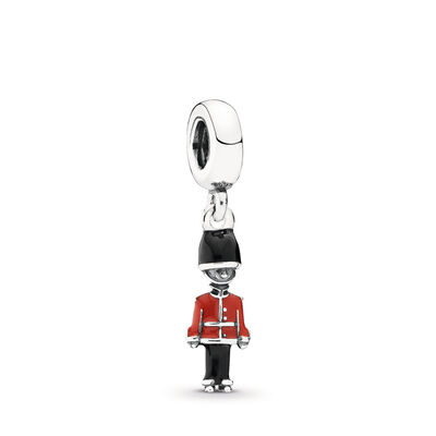 Toy Soldier Pendant Charm