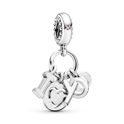 I Love You Pendant Charm