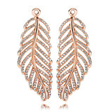 Feather Earring Pendants
