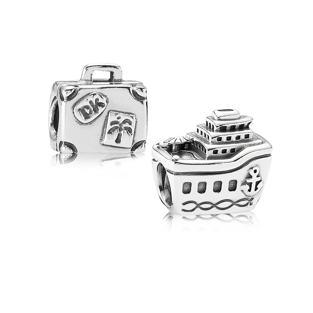 pandora charms travel set