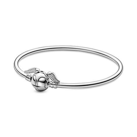 Pandora Moments Harry Potter, Golden Snitch Clasp Bangle