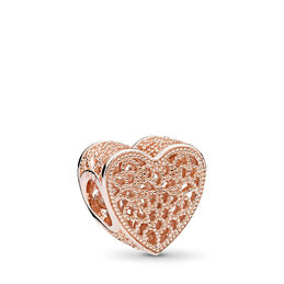 Filled with Romance Charm, PANDORA Rose - PANDORA - #781811