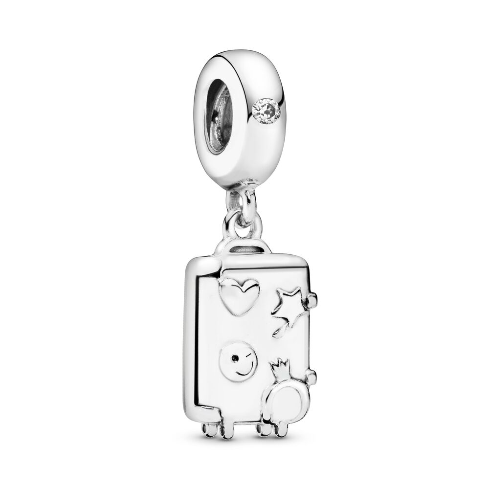 9) Suitcase Dangle Charm