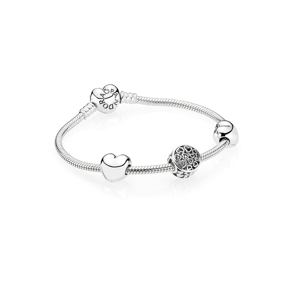with bracelet moments clasp en silver rose anklet pa uk rgb pandora bracelets