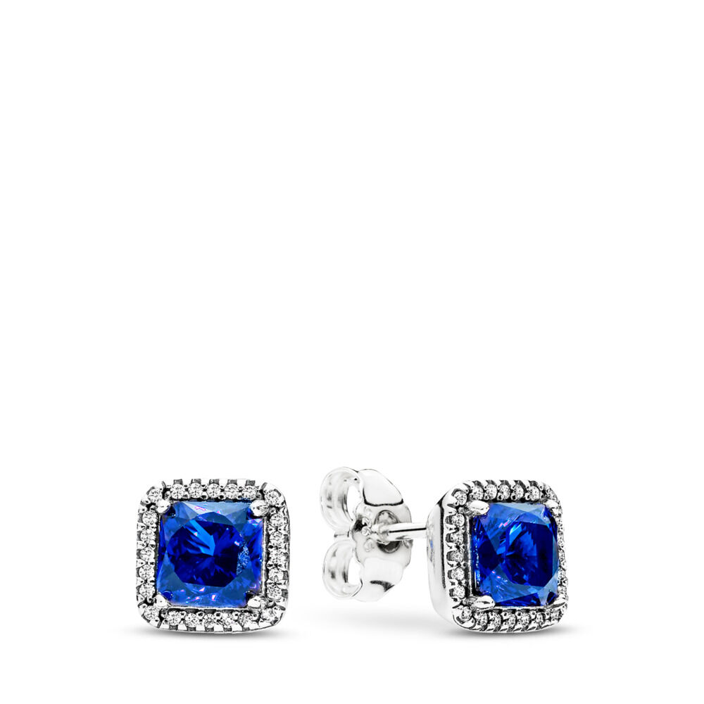 vintage luxury products sky sapphire creators topaz earrings blue and stud