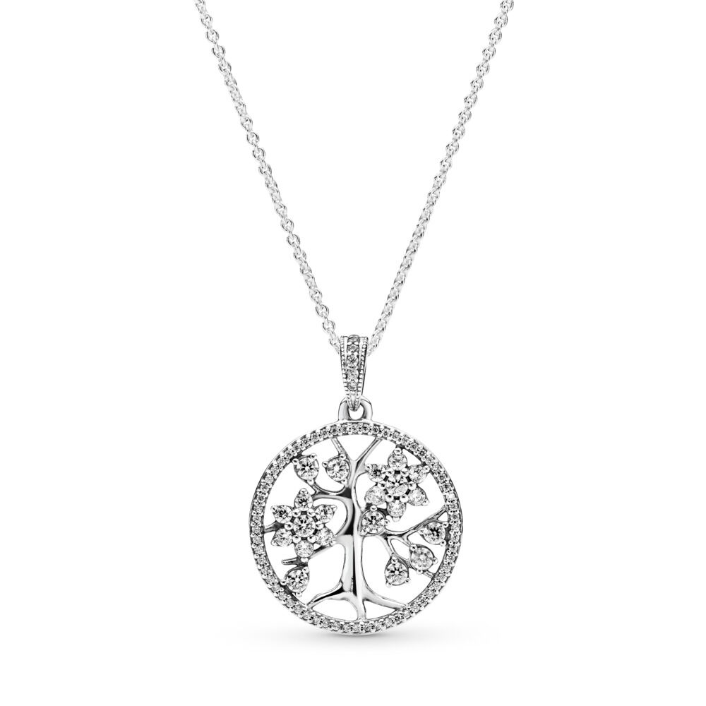 sterling silver life category necklace necklaces of product celtic tree