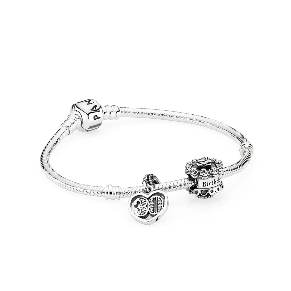 p charm happy engraving asp charming bracelet birthday