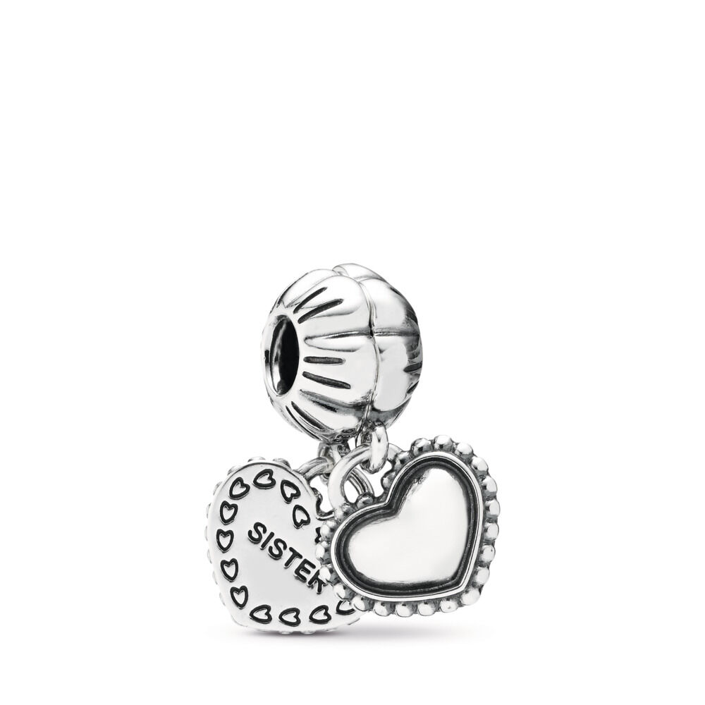 My special sister pendant charm pandora uk pandora estore my special sister pendant charm aloadofball Choice Image