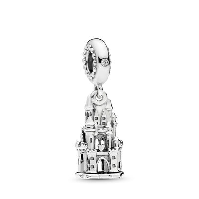 Regal Castle Pendant Charm