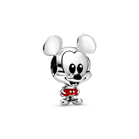 Disney Mickey Mouse Red Trousers Charm