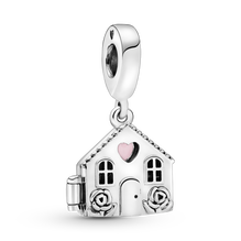 Mum's House Dangle Charm