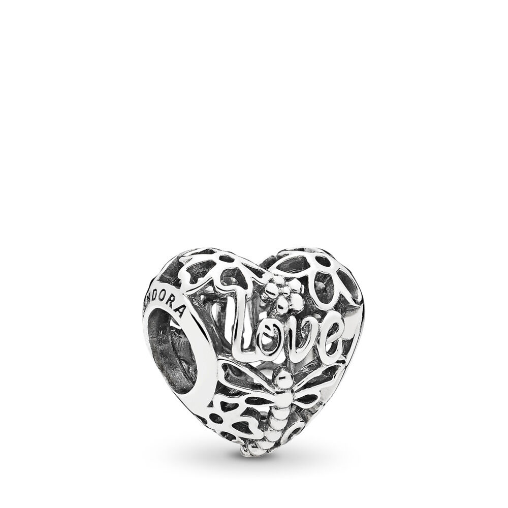 Pandora Promise Of Spring Charm Sterling Silver 2000 Westquay