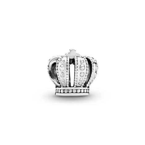 Regal Crown Charm