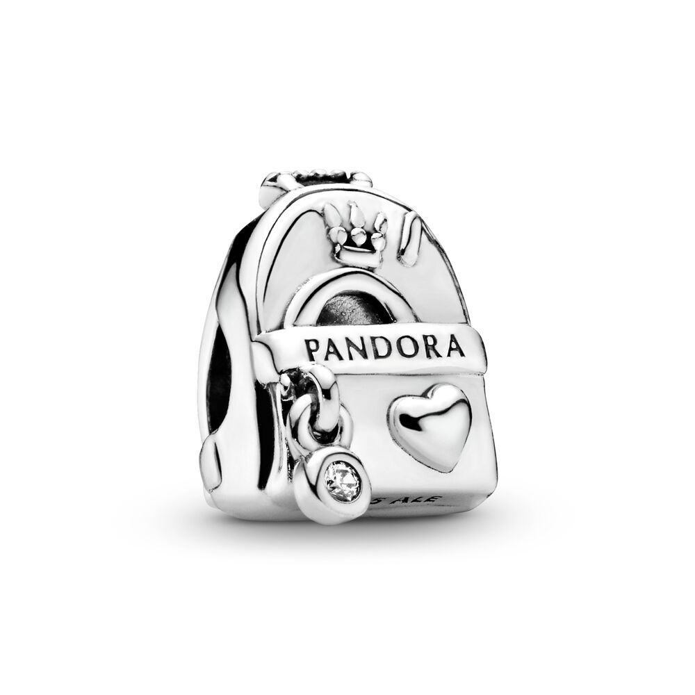 pandora travel charms