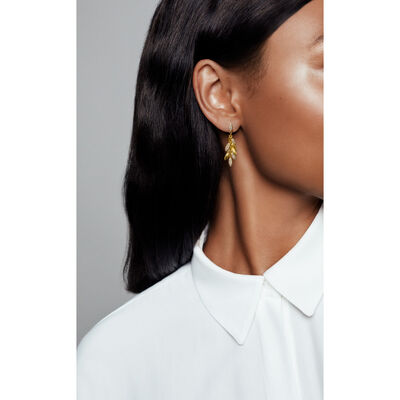 Limited Edition Floating Grains Earrings