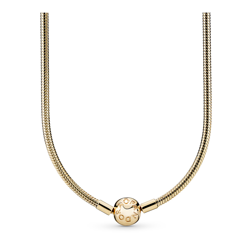 Moments Gold Necklace