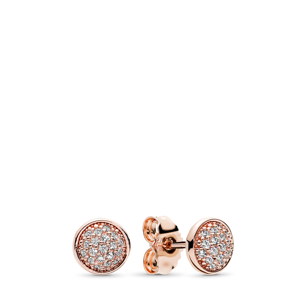Dazzling Droplets Stud Earrings