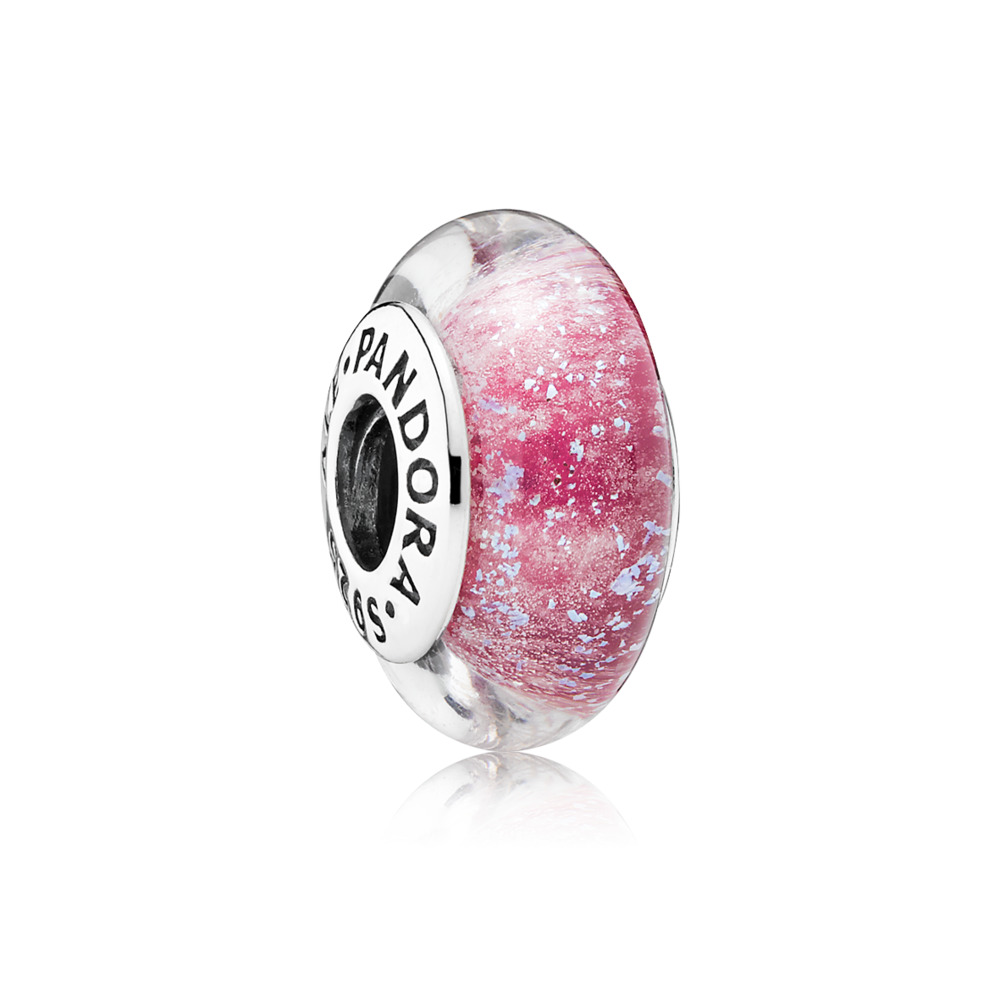 Disney, Anna's Signature Colour Murano Charm