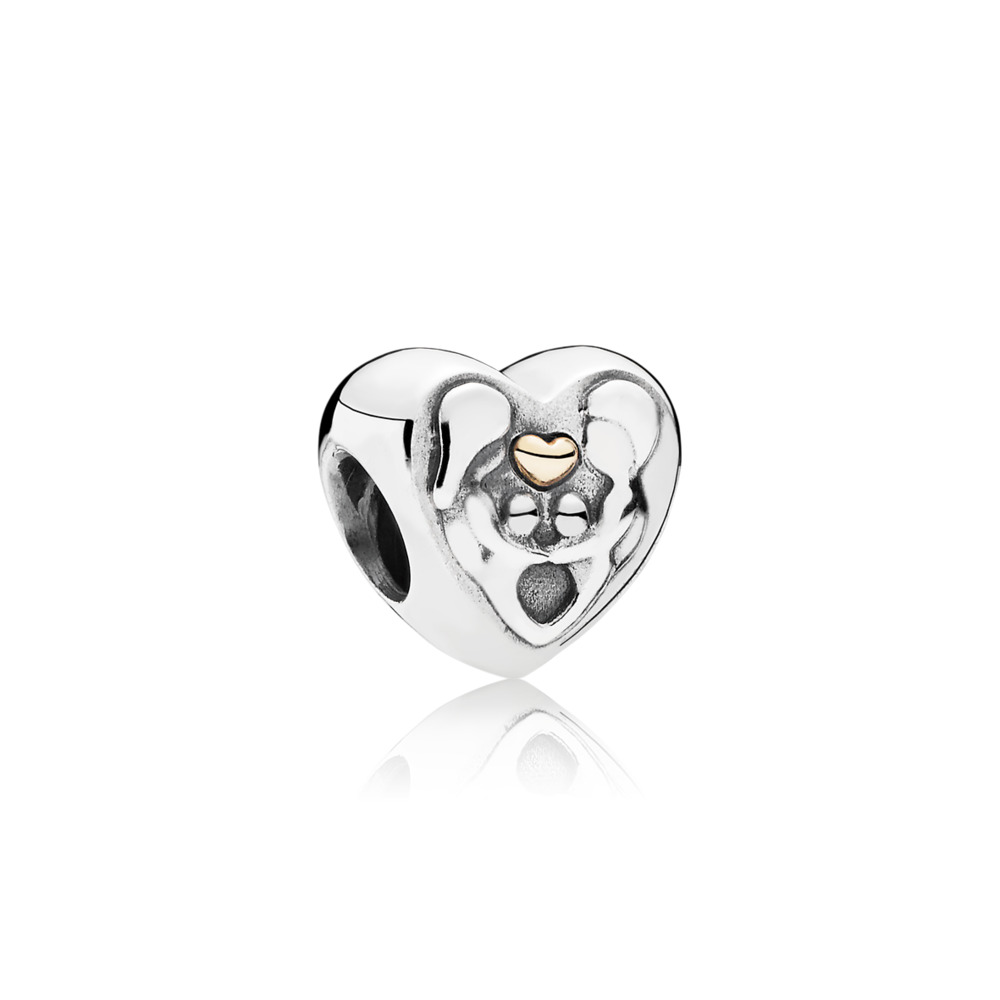 Heart of the Family Charm