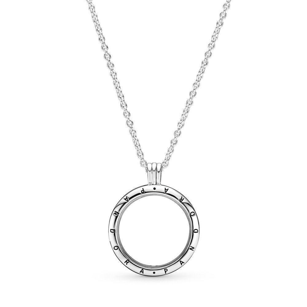 PANDORA Locket Necklace - Large