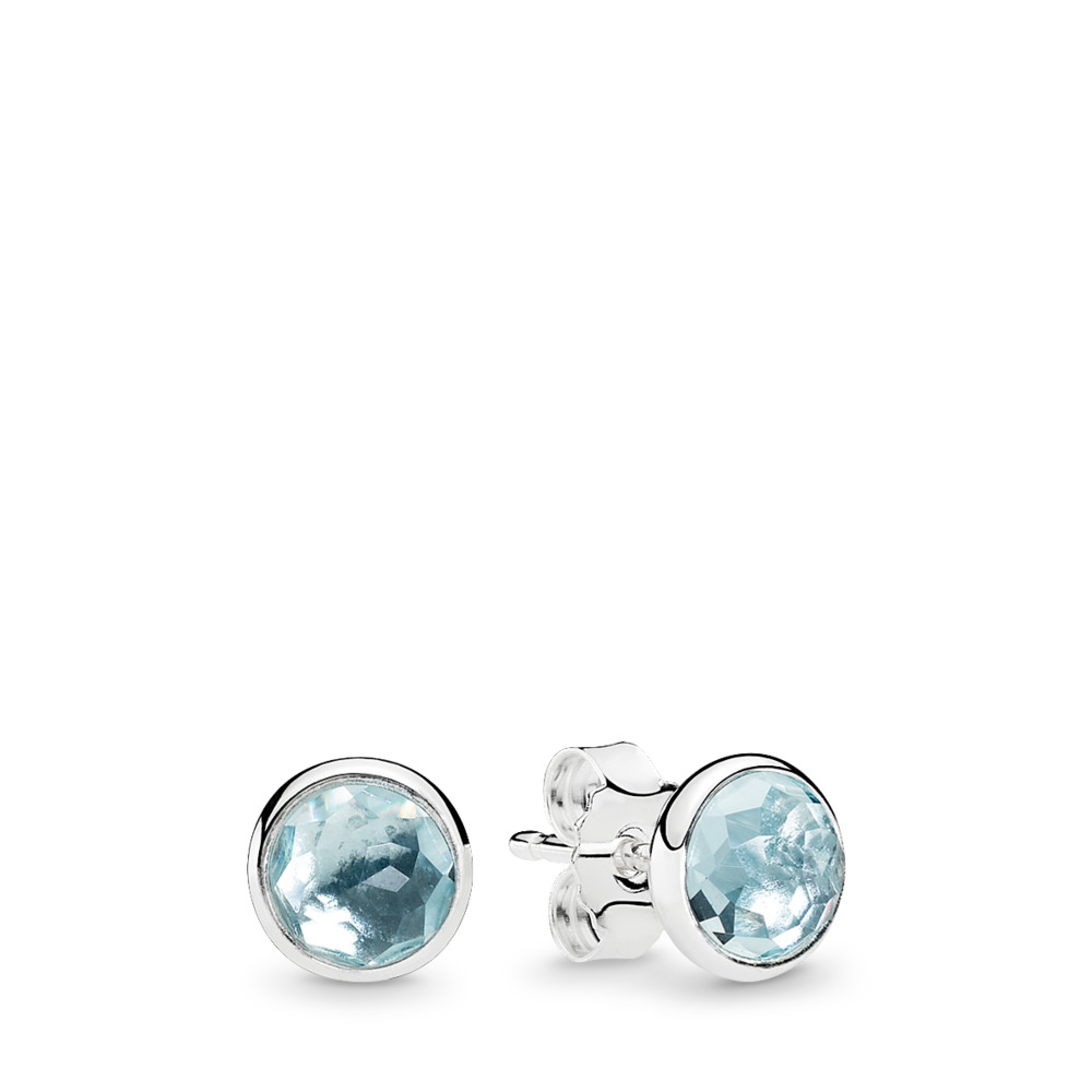March Droplets Stud Earrings