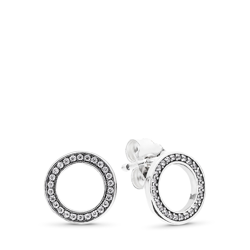Forever PANDORA Stud Earrings
