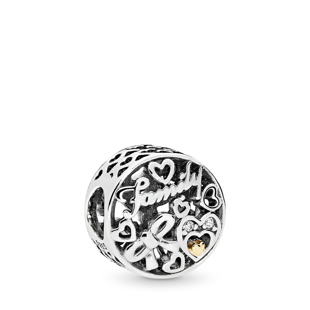 Family Tribute Charm
