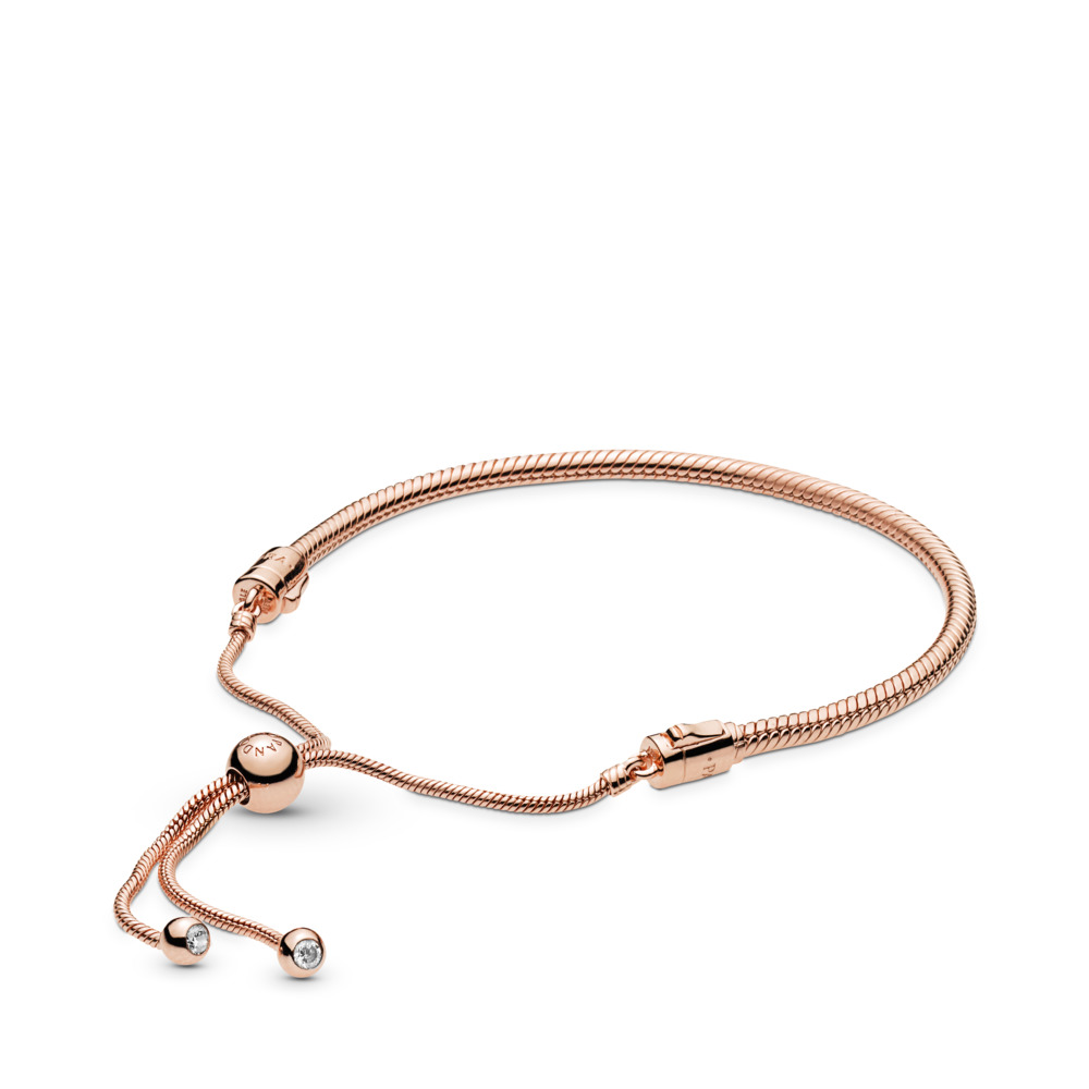 Moments PANDORA Rose Sliding Bracelet
