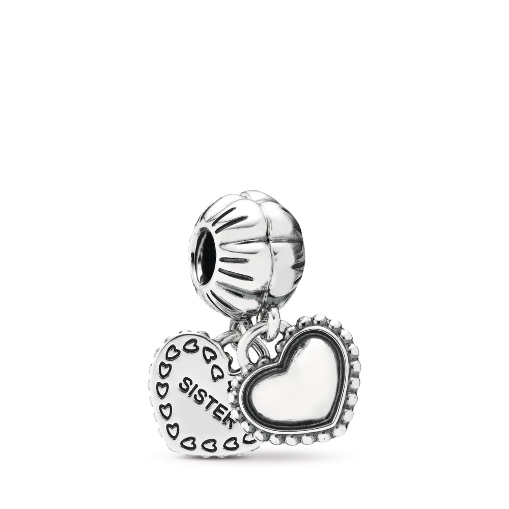 My Special Sister Pendant Charm