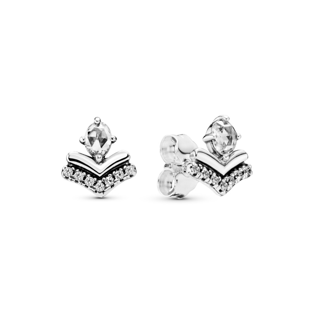Classic Wish Stud Earrings